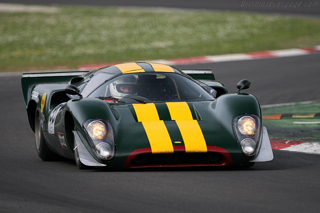Lola T70 Mk3B Coupe Chevrolet - Chassis: SL76/147   - 2007 Le Mans Series Monza 1000 km