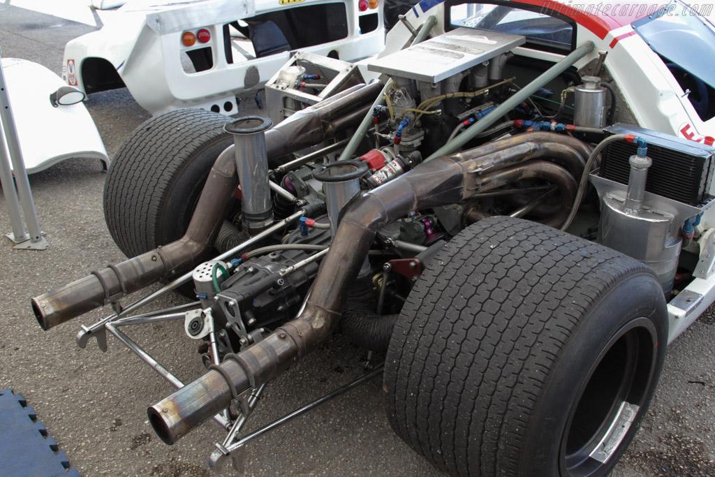 Lola T70 Mk3B Coupe Chevrolet - Chassis: SL76/141   - 2015 Grand Prix de l'Age d'Or