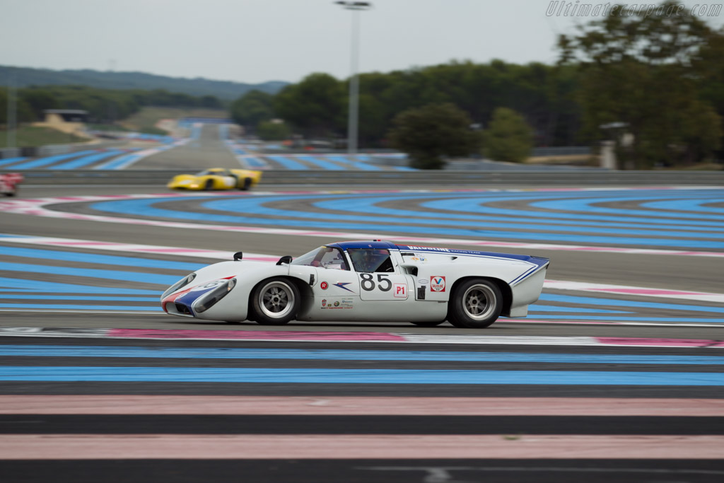 Lola T70 Mk3B Coupe Chevrolet - Chassis: SL76/141   - 2015 Dix Mille Tours