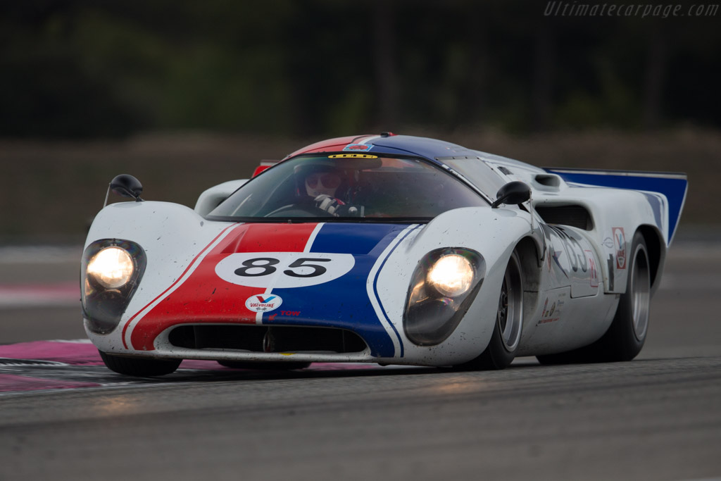 1969 Lola T70 Mk3B Coupe Chevrolet - Chassis SL76/141 ...