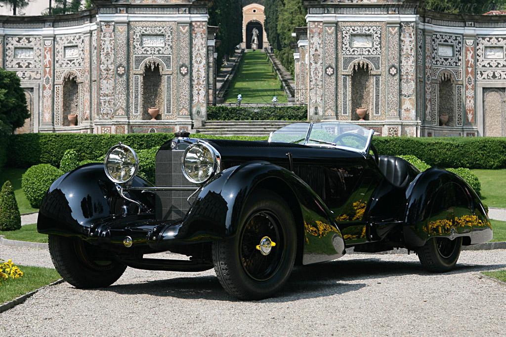 Mercedes-Benz 710 SSK 27/240/300 hp Trossi Roadster - Chassis: 36038   - 2007 Concorso d'Eleganza Villa d'Este