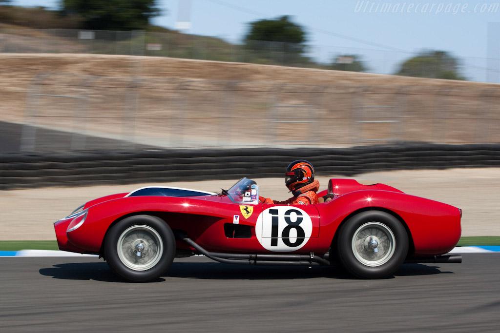 Ferrari 250 TR Prototipo - Chassis: 0666 - 2009 Monterey ...