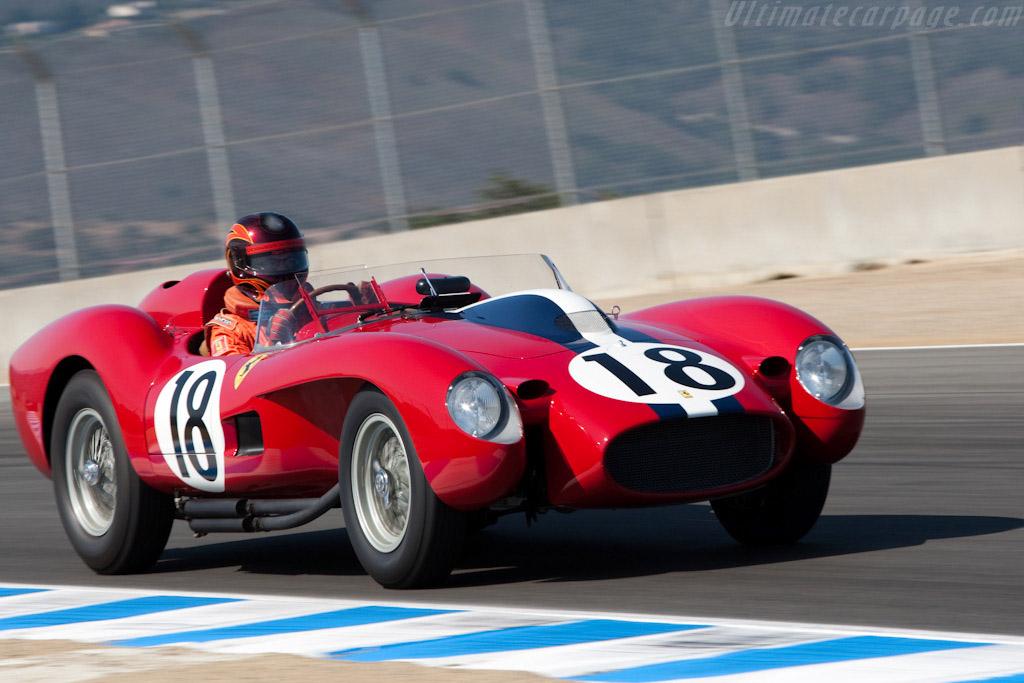 Ferrari 250 TR Prototipo - Chassis: 0666  - 2009 Monterey Historic Automobile Races
