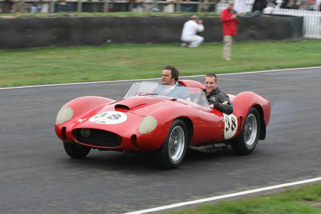Ferrari 250 TR Prototipo - Chassis: 0704TR   - 2006 Goodwood Revival