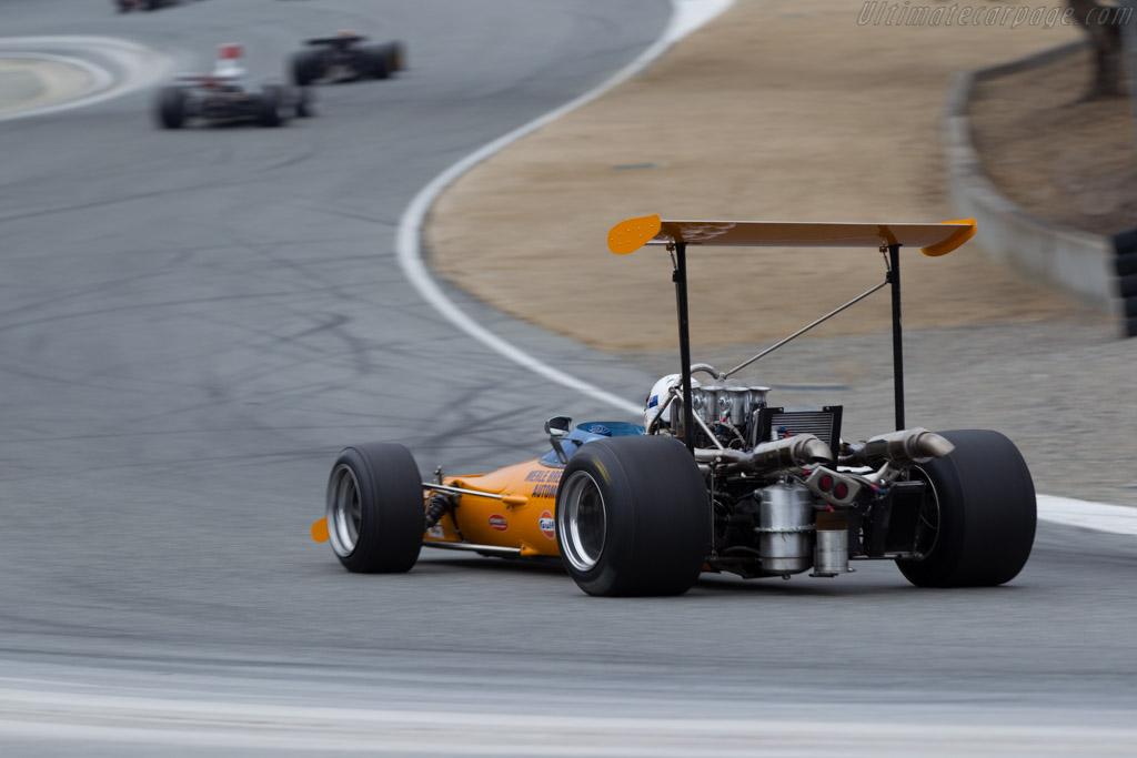 McLaren M10A Chevrolet - Chassis: 300-09   - 2015 Monterey Motorsports Reunion