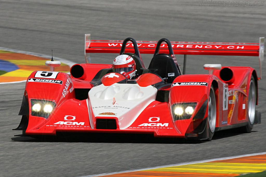 Lola B07/10 Audi - Chassis: B0710-HU01   - 2007 Le Mans Series Valencia 1000 km