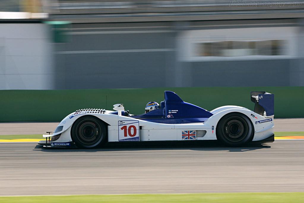 Zytek 07S - Chassis: 07S-02   - 2007 Le Mans Series Valencia 1000 km