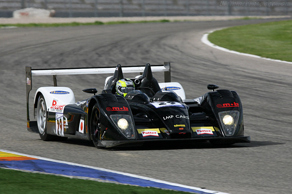 Dome S101.5 Mader - Chassis: S101.5-01   - 2007 Le Mans Series Valencia 1000 km