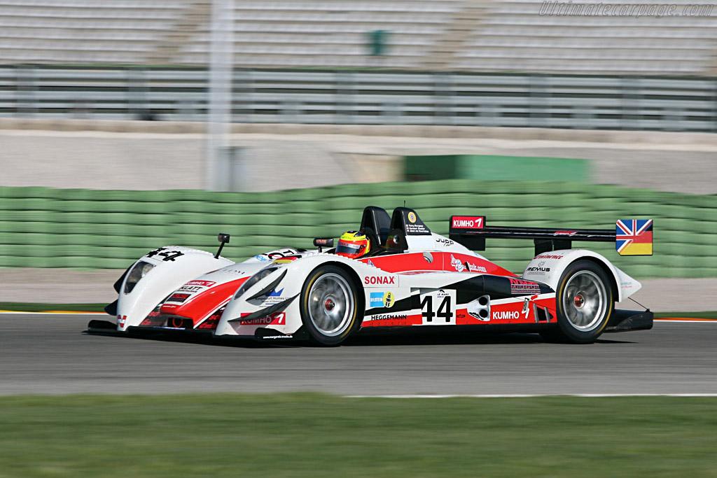 Pescarolo 01 LMP2 Judd - Chassis: 01-02   - 2007 Le Mans Series Valencia 1000 km