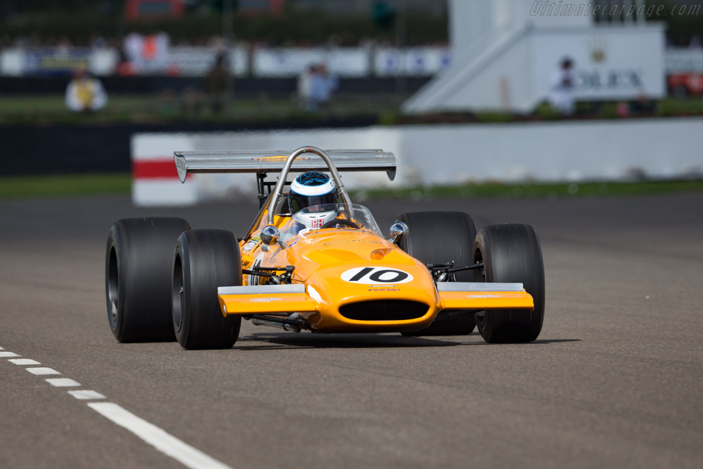 McLaren M14A Cosworth - Chassis: M14A/2  - 2015 Goodwood Revival