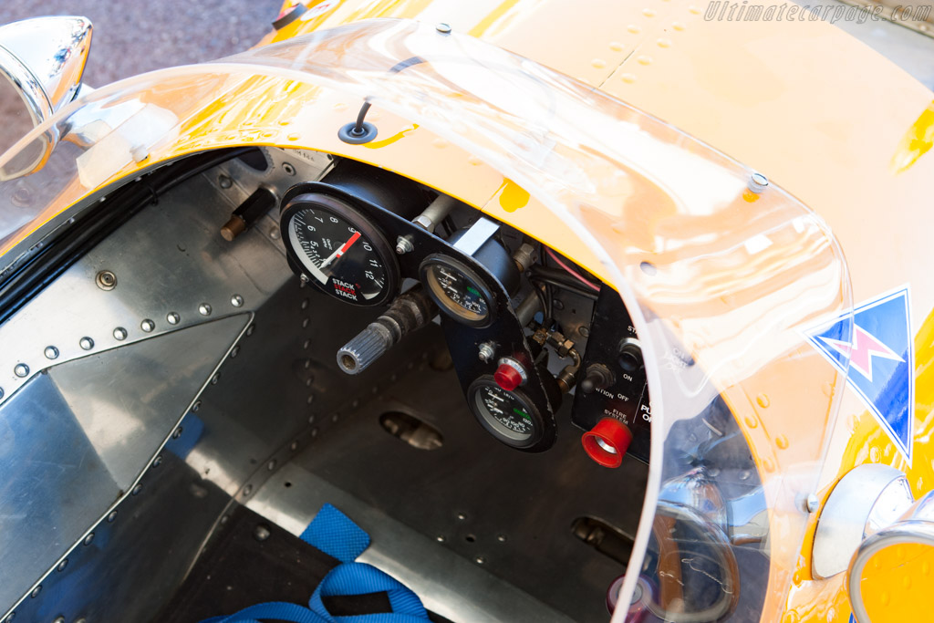 McLaren M14A Cosworth - Chassis: M14A/2  - 2012 Monaco Historic Grand Prix