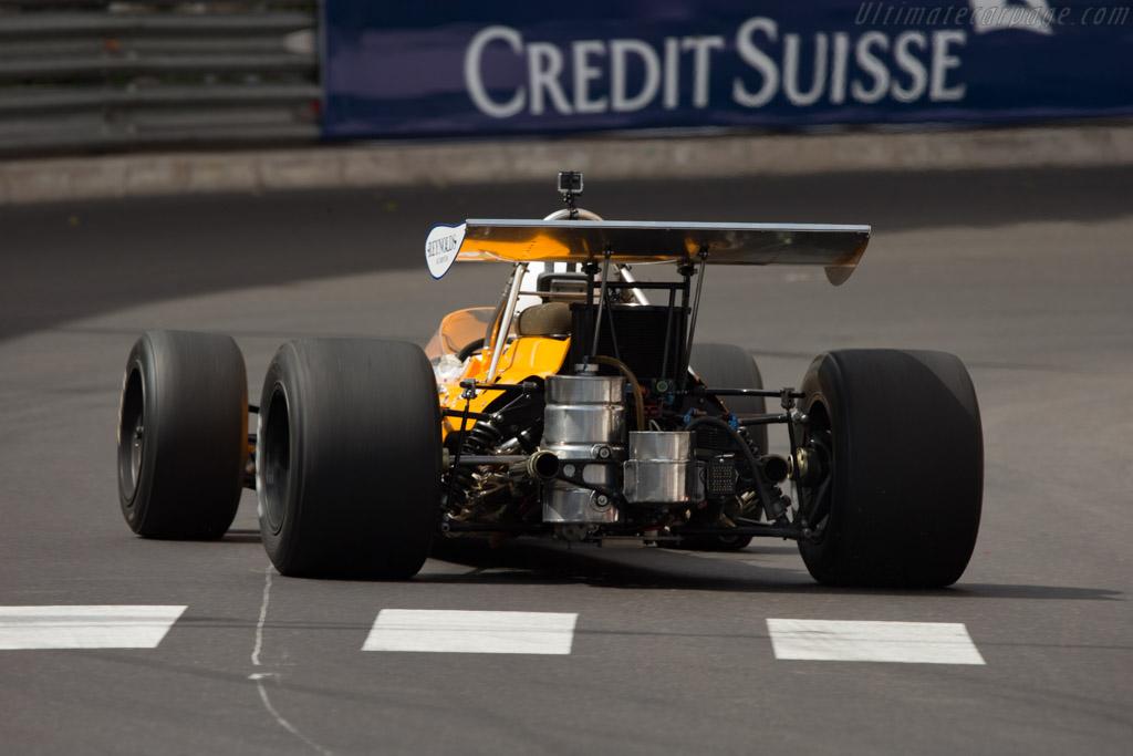 McLaren M14A Cosworth - Chassis: M14A/2  - 2014 Monaco Historic Grand Prix