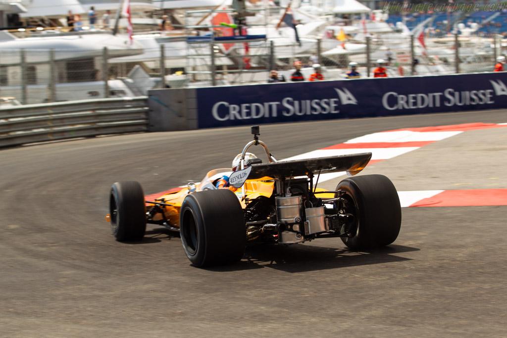 McLaren M14A Cosworth - Chassis: M14A/2  - 2018 Monaco Historic Grand Prix