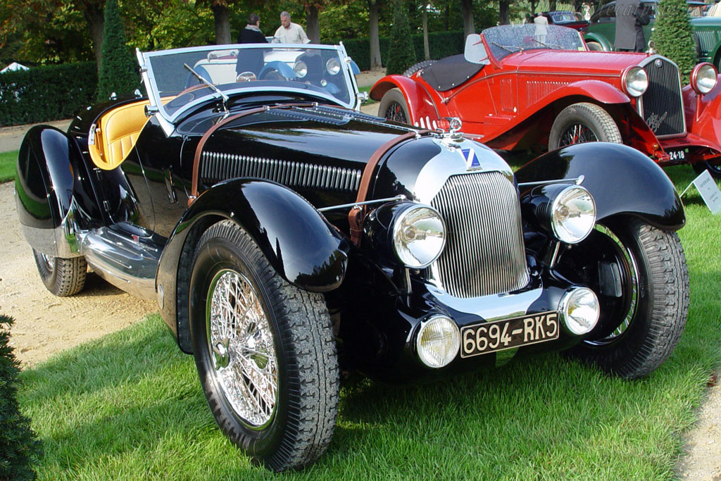 Talbot Lago T150C Figoni & Falaschi Competition Roadster - Chassis: 90110   - 2003 Louis Vuitton Classic
