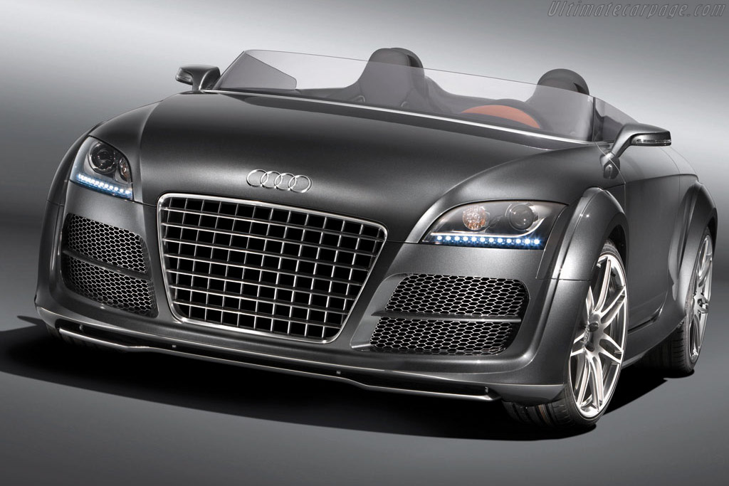 Click here to open the Audi TT Clubsport Quattro Concept gallery