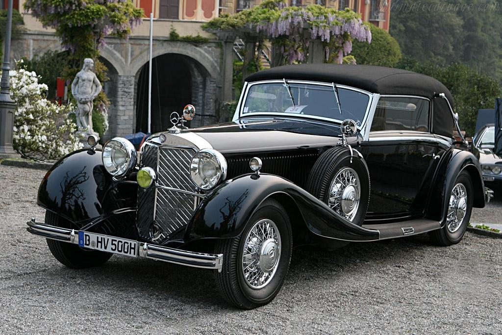 Mercedes-Benz 500 K Cabriolet C - Chassis: 113648   - 2007 Concorso d'Eleganza Villa d'Este