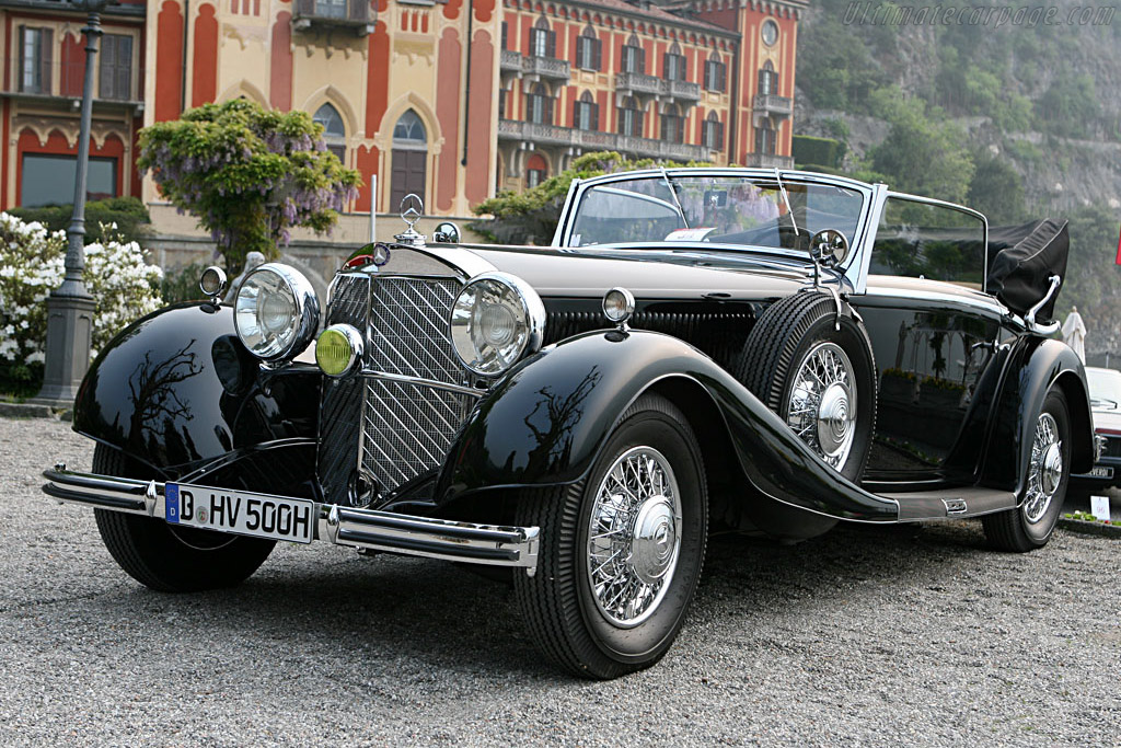 Click here to open the Mercedes-Benz 500 K Cabriolet C gallery