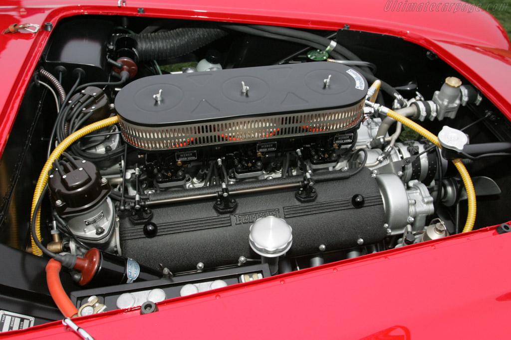 Ferrari 250 GT TdF Scaglietti '14 Louver' Berlinetta - Chassis: 0703GT  - 2010 Pebble Beach Concours d'Elegance