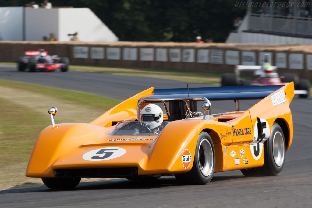 Click here to open the McLaren M8D Chevrolet gallery