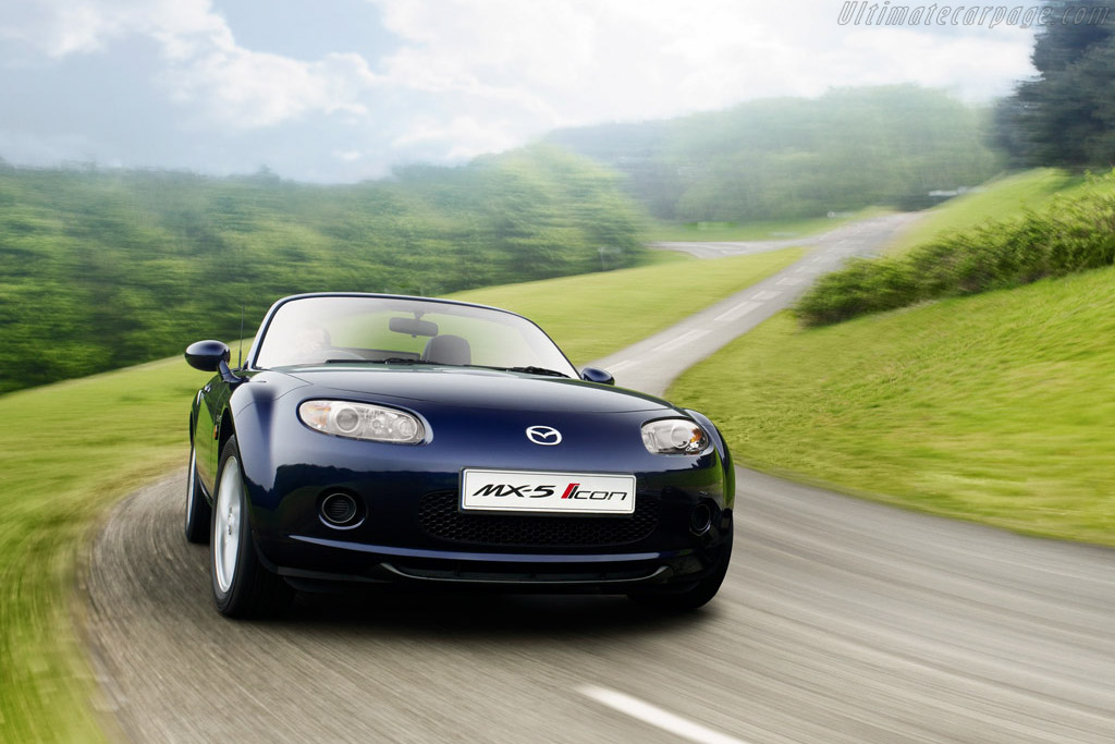 Click here to open the Mazda MX-5 Icon gallery