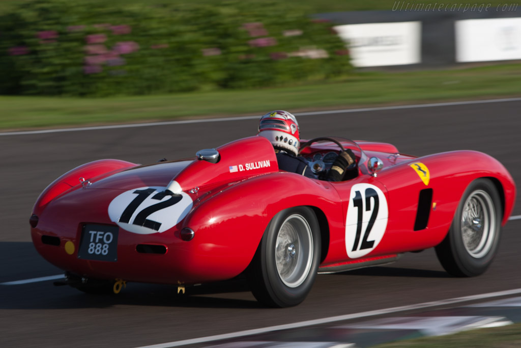 Ferrari 860 Monza - Chassis: 0604M   - 2012 Goodwood Revival