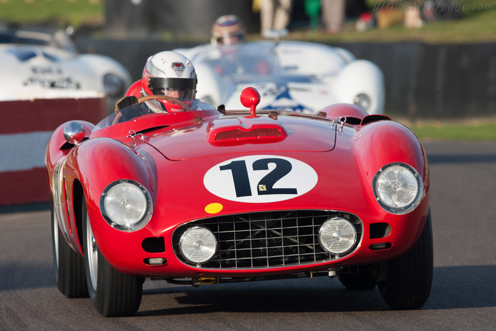 1956 Ferrari 860 Monza Images Specifications And