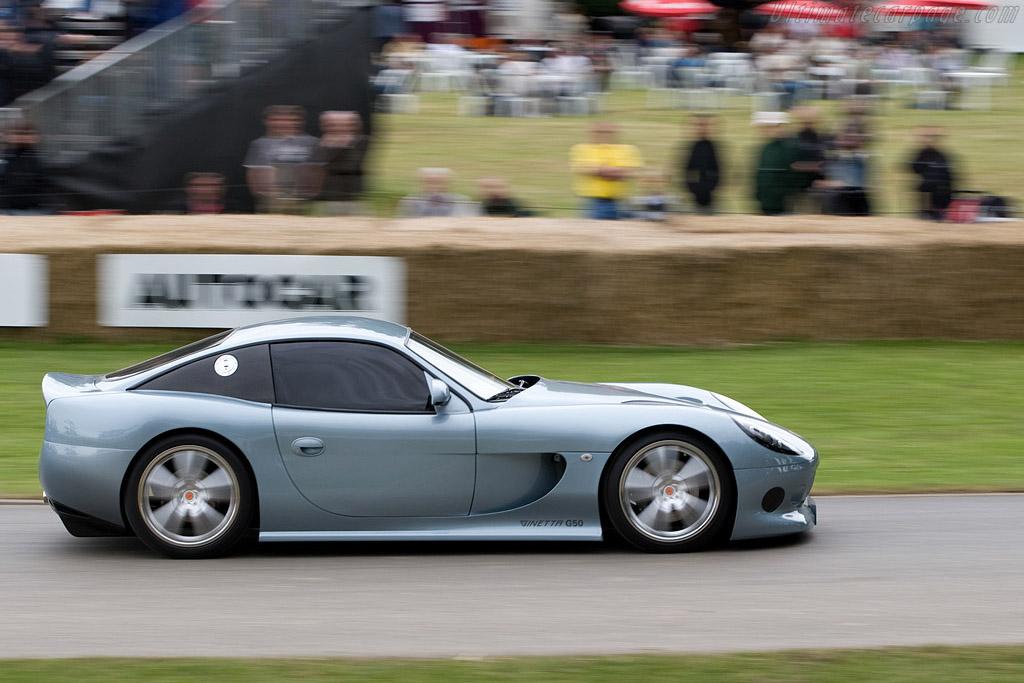 Ginetta G50   - 2008 Goodwood Festival of Speed