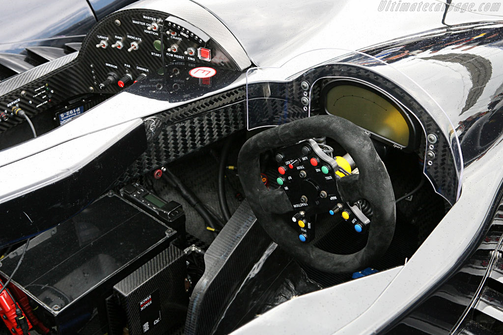 Creation CA07 Judd - Chassis: CA07-001   - 2009 24 Hours of Le Mans Preview