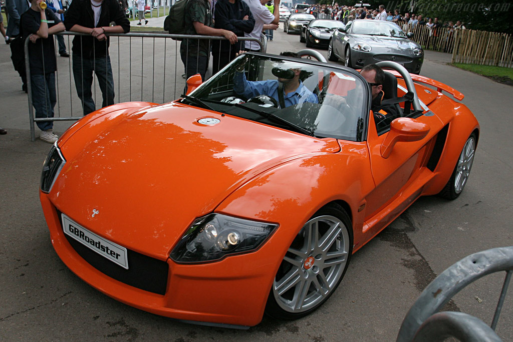 GB Roadster Turbo    - 2007 Goodwood Festival of Speed