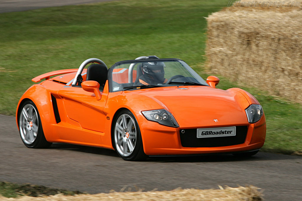 Click here to open the GB Roadster Turbo gallery