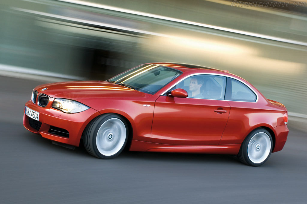 Click here to open the BMW 135i Coupe gallery