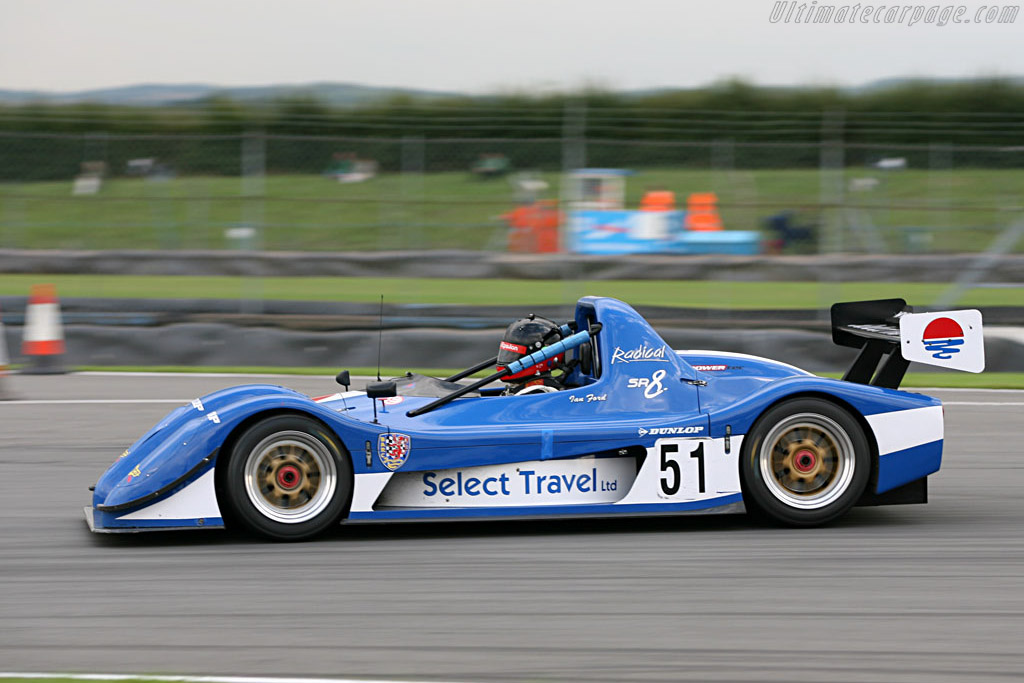 2005 Radical SR8 - Images, Specifications and Information
