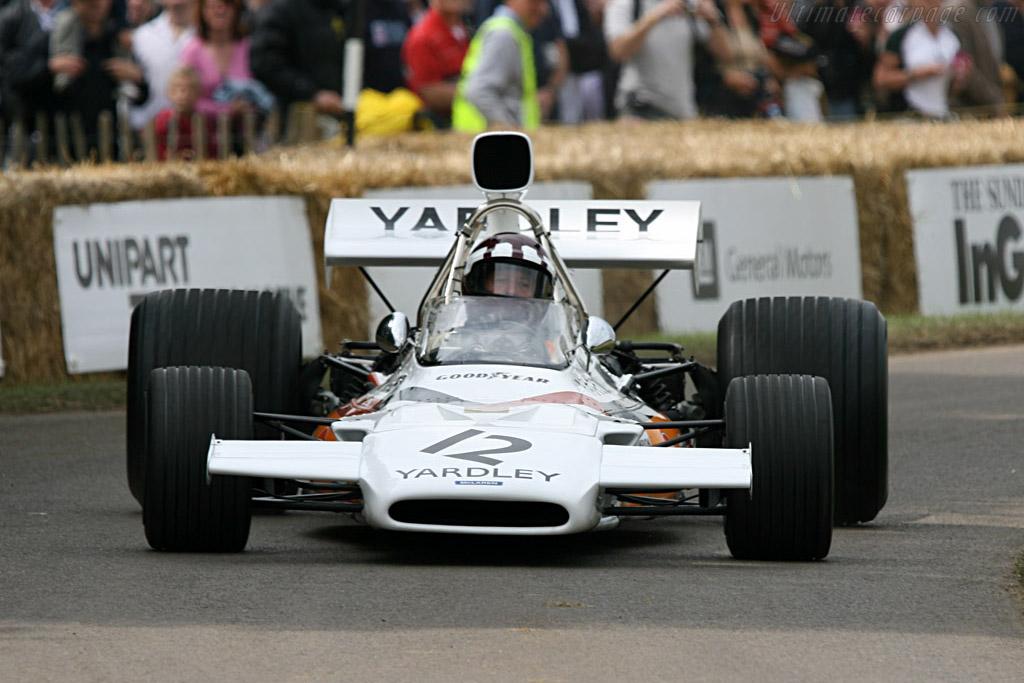 McLaren M19C Cosworth - Chassis: M19C-1   - 2007 Goodwood Festival of Speed