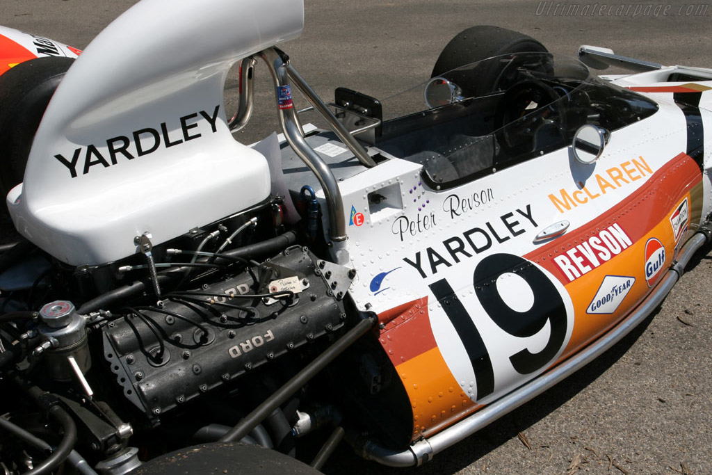 McLaren M19C Cosworth - Chassis: M19C-2  - 2005 Monterey Peninsula Auctions and Sales