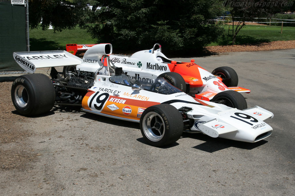 Click here to open the McLaren M19C Cosworth gallery