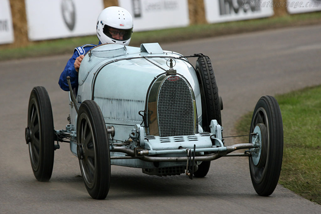 Bugatti Type 39 - Chassis: 4604   - 2007 Goodwood Festival of Speed