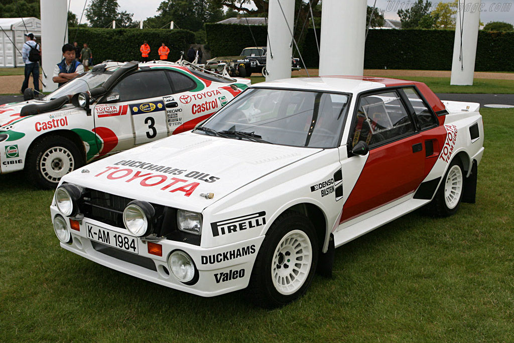 Click here to open the Toyota Celica Twin-Cam Group B gallery