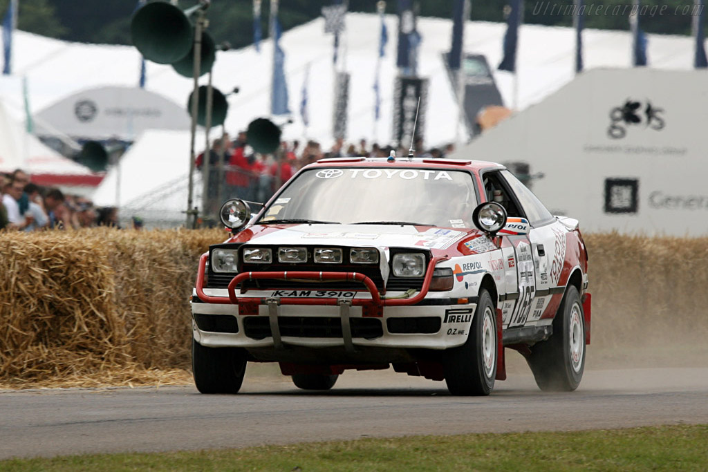 Toyota Celica GT-Four ST165    - 2007 Goodwood Festival of Speed