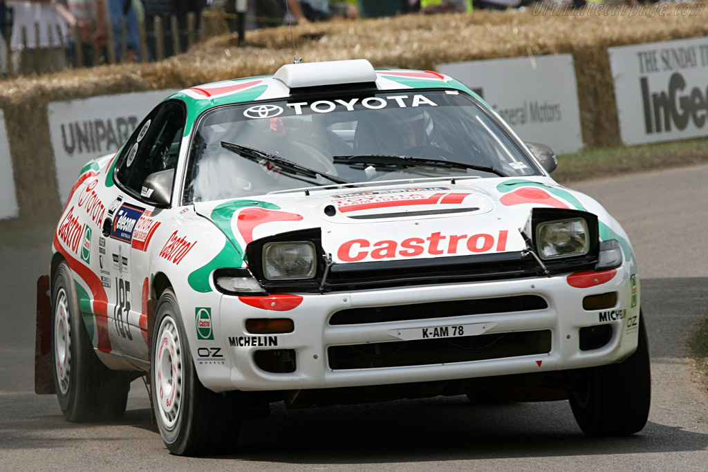1992 - 1994 Toyota Celica GT-Four ST185 - Images, Specifications and ...