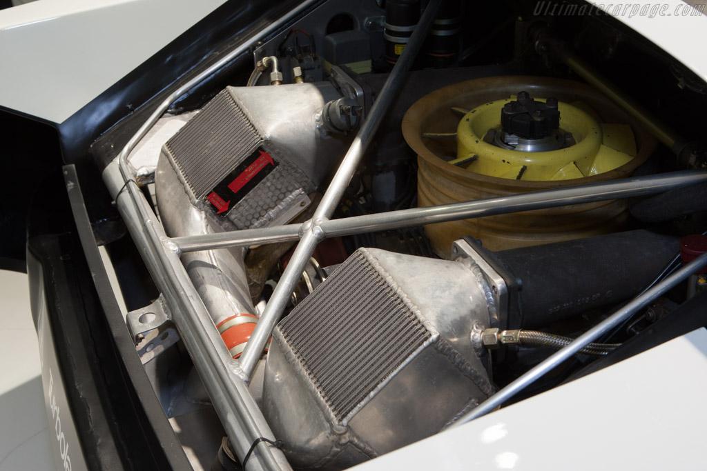 Porsche 935/2.0 'Baby' - Chassis: 935/2-001   - Porsche Museum Visit