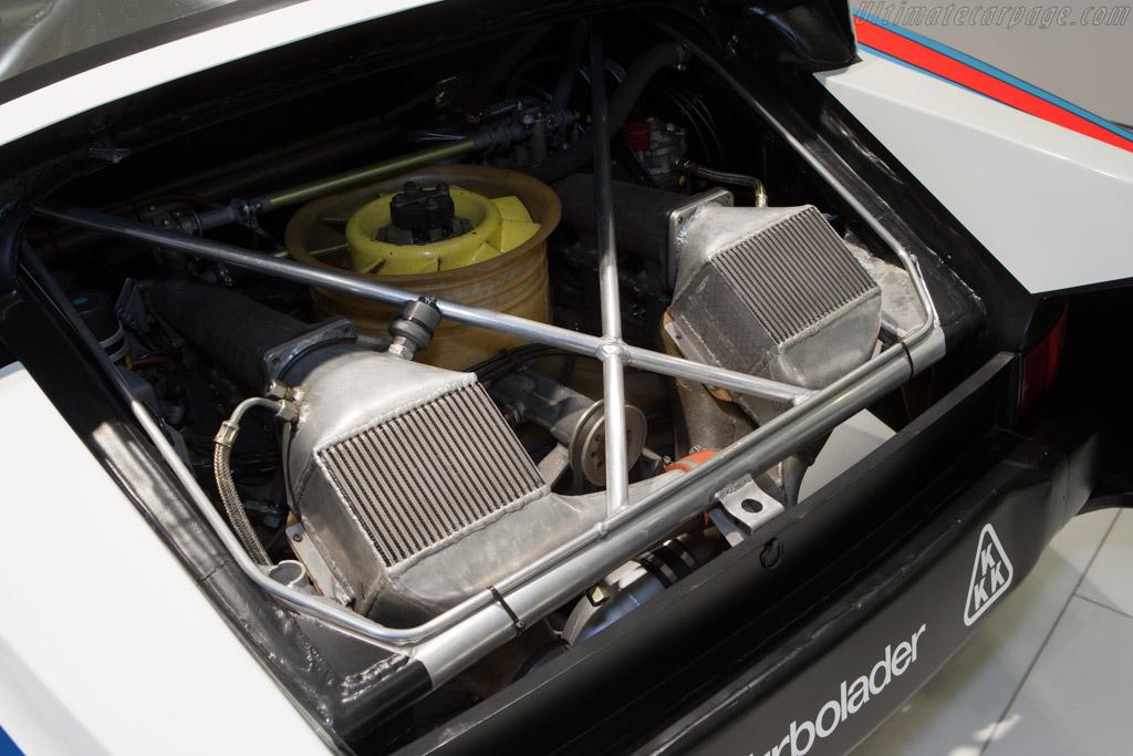 Porsche 935/2.0 'Baby' - Chassis: 935/2 - 001   - Porsche Museum Visit