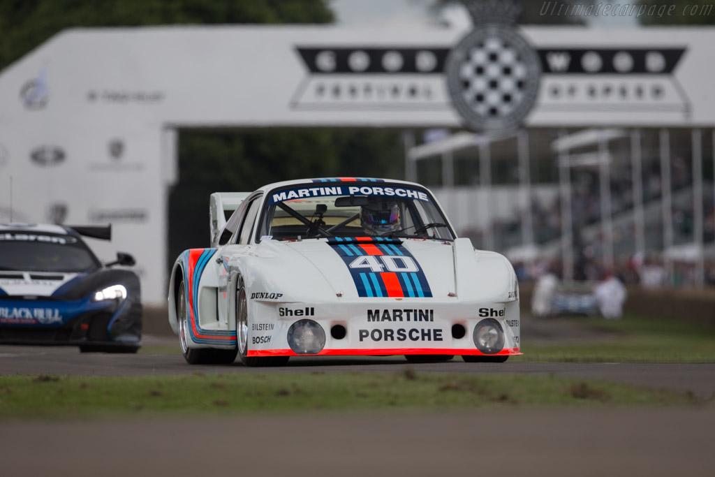 Porsche 935/2.0 'Baby' - Chassis: 935/2-001  - 2016 Goodwood Festival of Speed