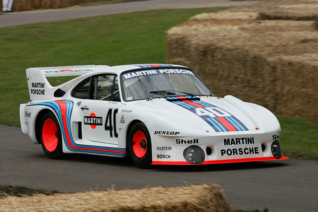 Porsche 935/2.0 'Baby' - Chassis: 935/2-001   - 2007 Goodwood Festival of Speed