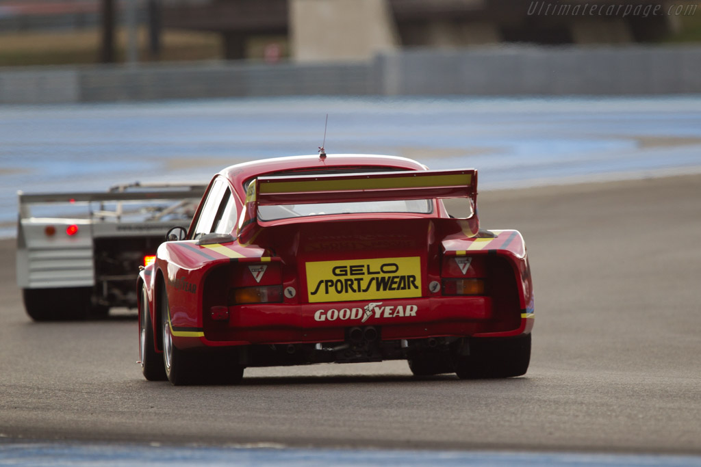Porsche 935 78 Chassis 930 890 0015 2013 Dix Mille Tours High Resolution Image