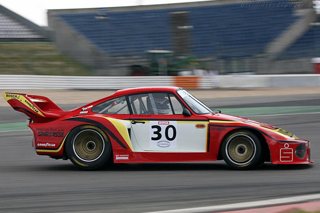 Porsche 935/77A - Chassis: 930 890 0011   - 2007 Le Mans Series Nurburgring 1000 km