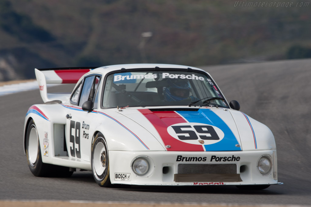 Porsche 935/77A - Chassis: 930 890 0018   - 2010 Monterey Motorsports Reunion