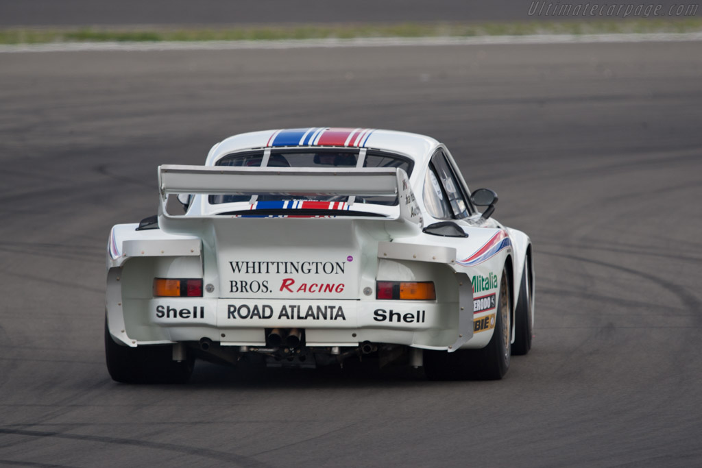 Porsche 935/77A - Chassis: 930 890 0016   - 2009 Le Mans Series Nurburgring 1000 km