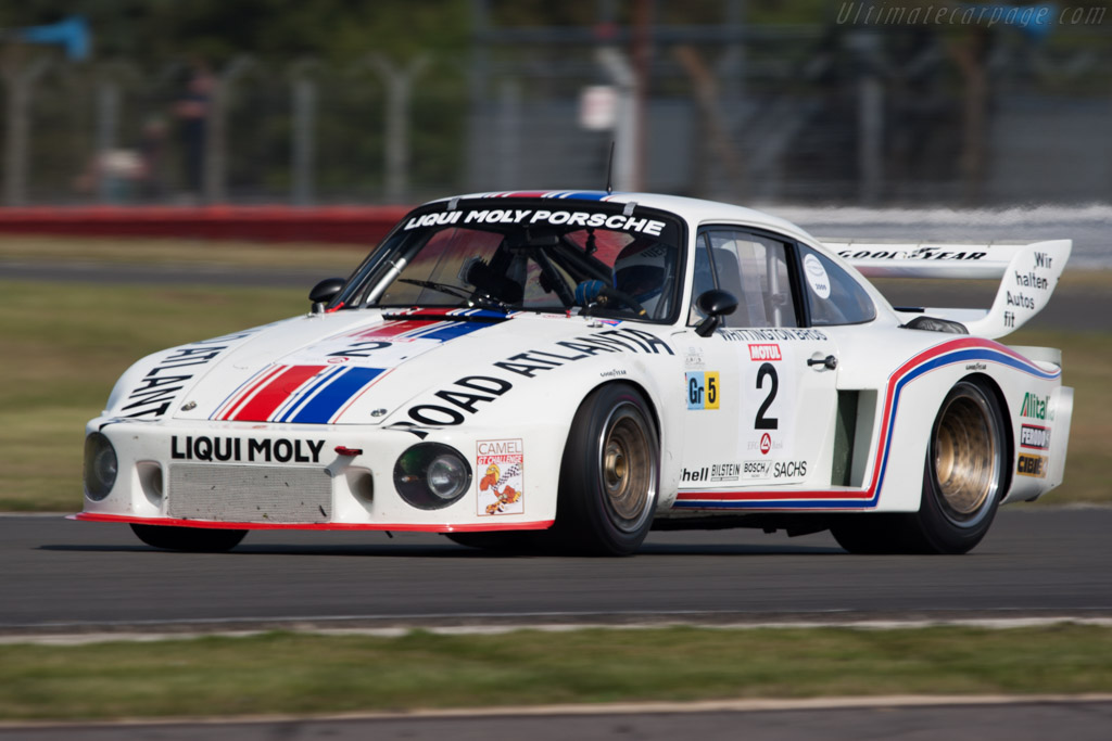 Porsche 935/77A - Chassis: 930 890 0016   - 2009 Le Mans Series Silverstone 1000 km