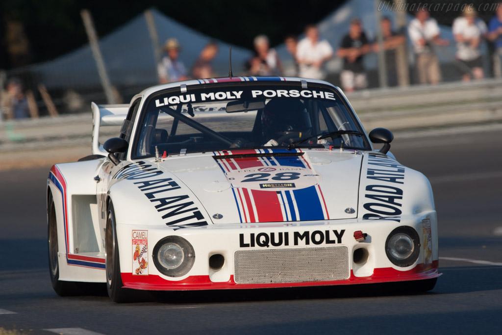 Porsche 935/77A - Chassis: 930 890 0016  - 2010 Le Mans Classic