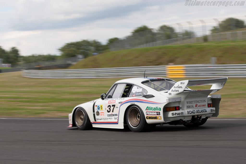 Porsche 935/77A - Chassis: 930 890 0016   - 2012 Le Mans Classic